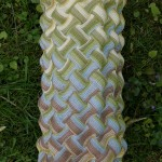 Ply-split braiding